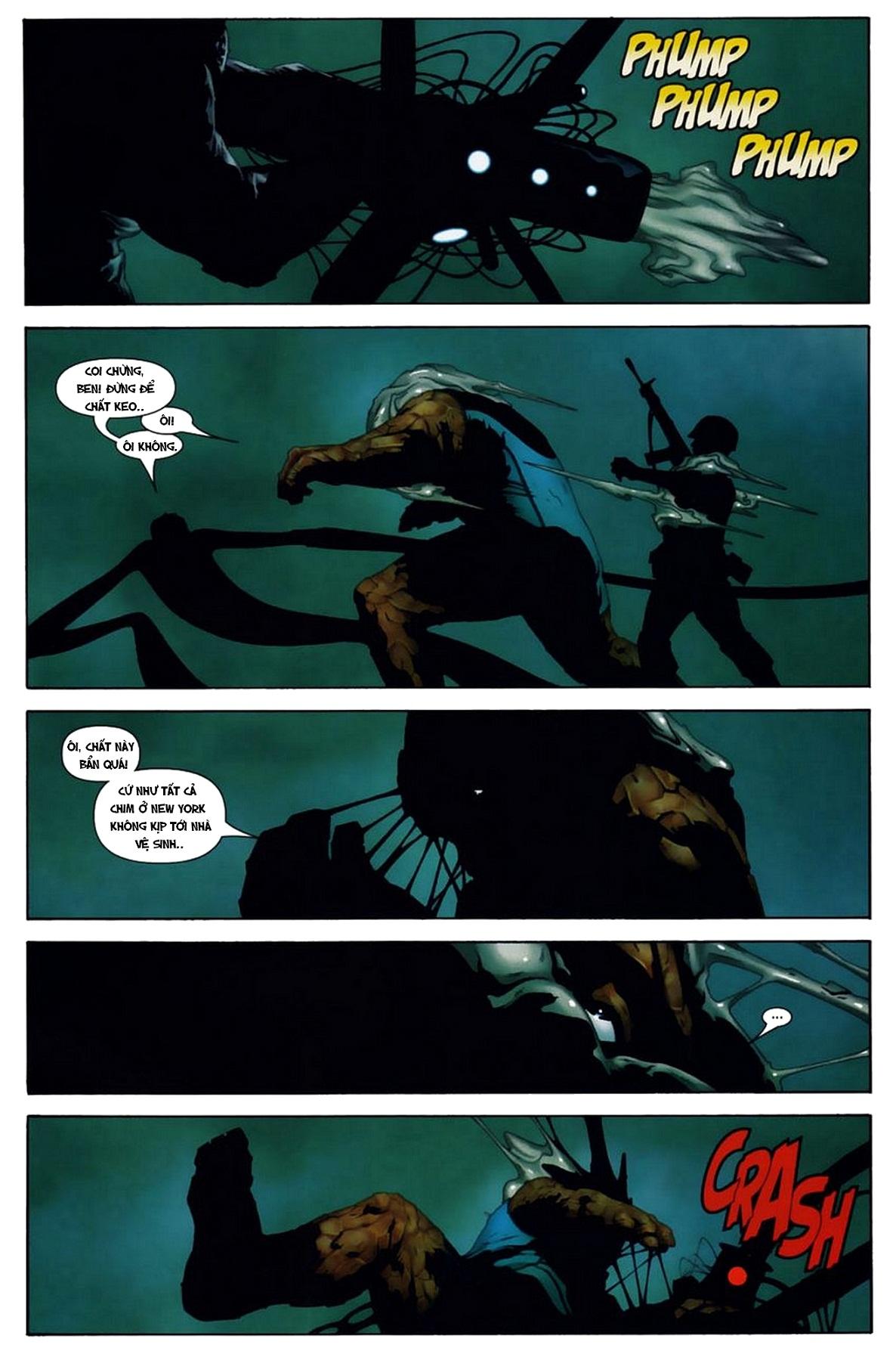 Ultimate Fantastic Four chap 19 - Trang 20
