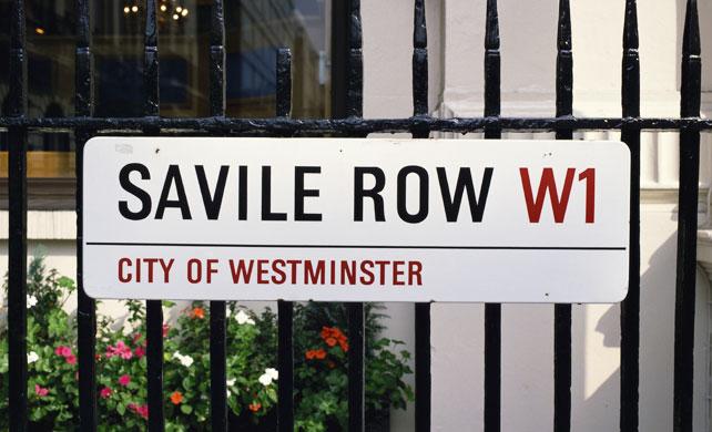 London tailors savile row