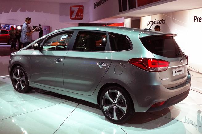 Mobil KIA Carens Terbaru 2013 Segera Di Indonesia   Harga, Spek