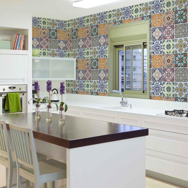 Cozinha pequena planejada com mesa id ias for Mesas pequenas