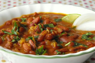 Red Kidney Beans Curry Recipe