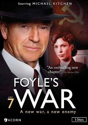 Foyle's War: Set Seven on DVD