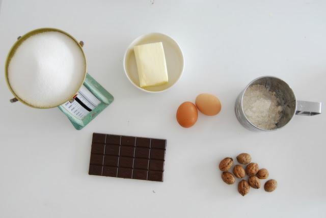 receta fácil de brownie para cocineras perezosas con ganas de chocolate