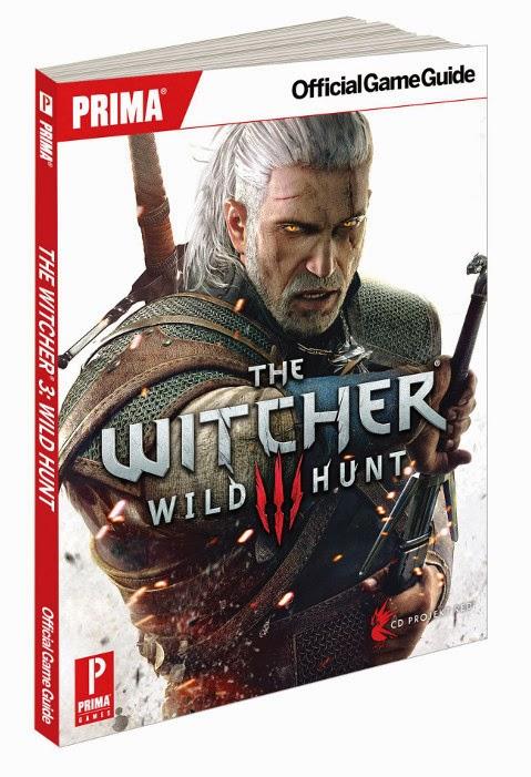LIBRO - Guía Oficial. The Witcher 3 Wild Hunt Prima (Bandai Namco Entertainment Ibérica - 19 mayo 2015) VIDEOJUEGOS | Edición papel
