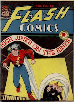 Flash Comics #62 cover image