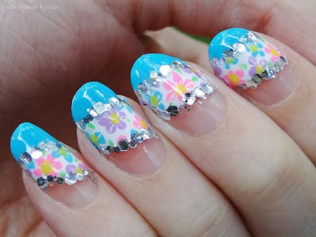 Inspis: Kukkakuviointi