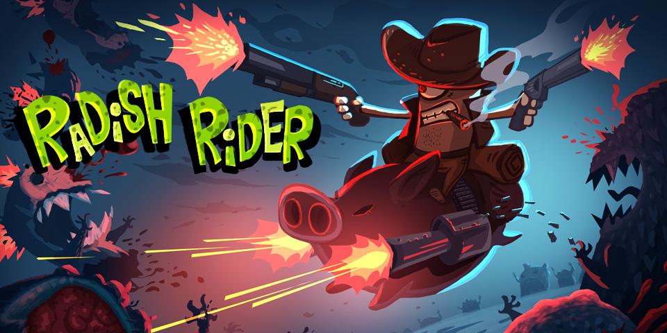 Radish Rider