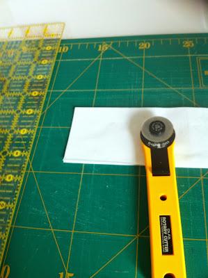 Snel vierkantjes snijden voor patchwork