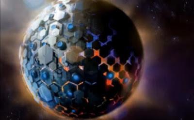 Struktur Alien Ditemukan Pada Bintang yang Jauh