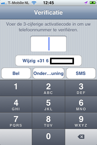 iphone iphone we have downloaded my iphone digit code answers