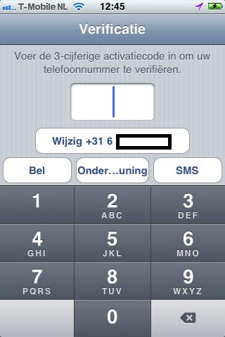 Whatsapp wil niet downloaden op nieuwe iphone