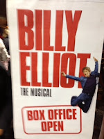 Billy Elliot sign