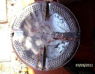 Esperienze riparazione elettrodomestici il guscio del for Cestello lavatrice