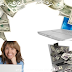 get paid for surveys.... great way to earn extra or full time income