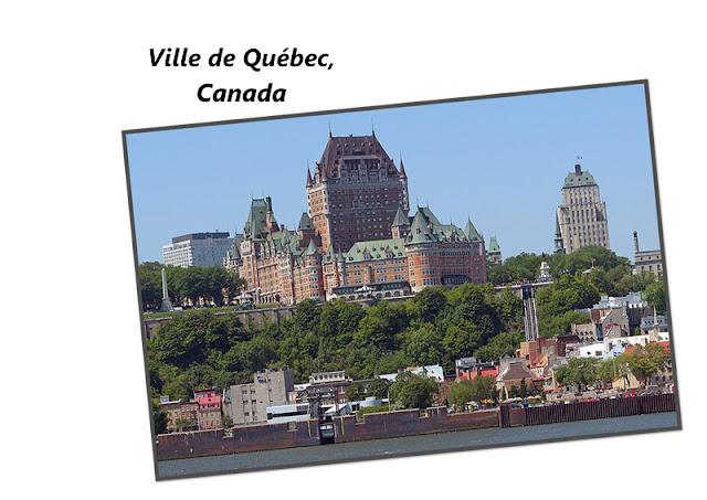 Ville de Québec au Canada