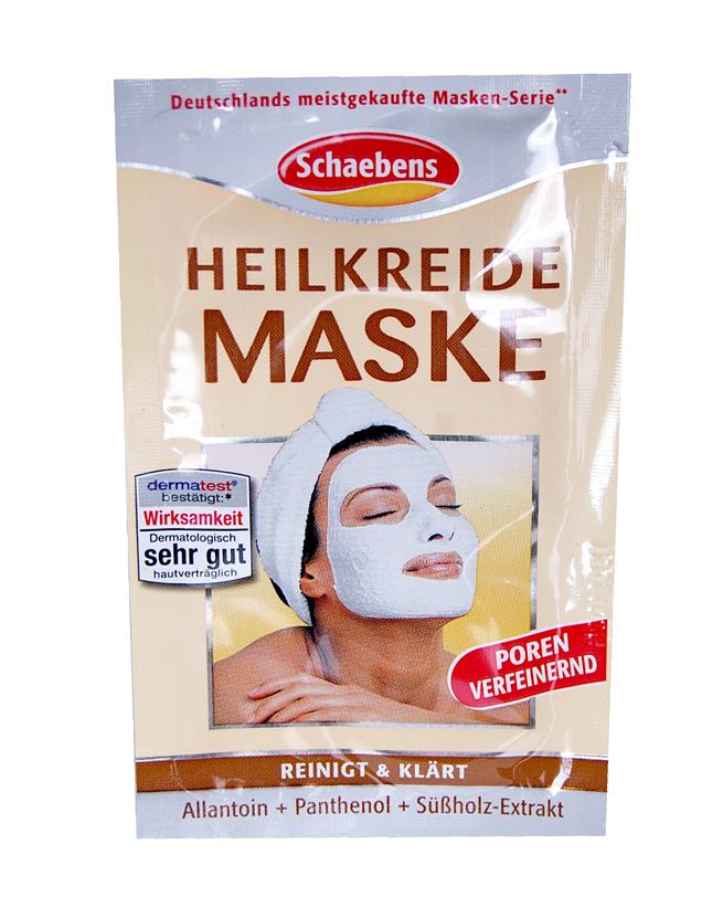 poren verkleinern maske