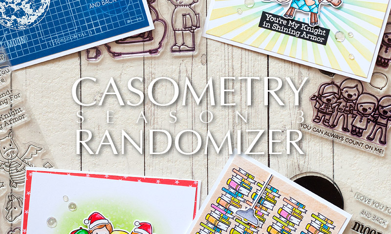 CASOMETRY CHALLENGE 3. RANDOMIZER.