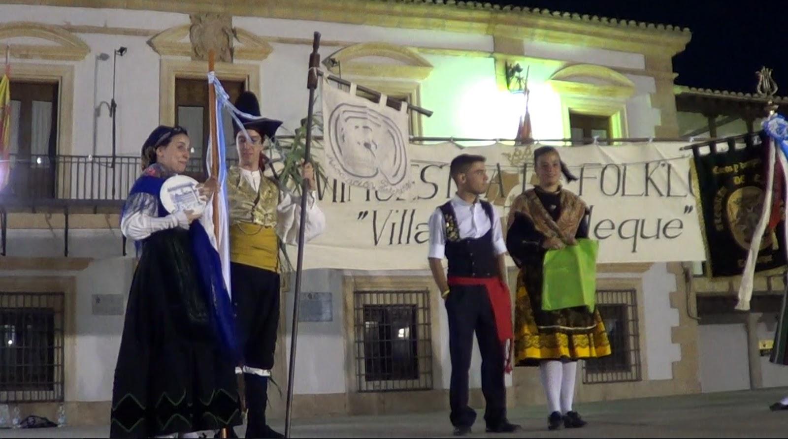 TODO TEMBLEQUE: XVII Festival de Coros y Danzas. 2-8-2014