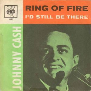 Cover Johnny Cash Burning Ring Of Fire