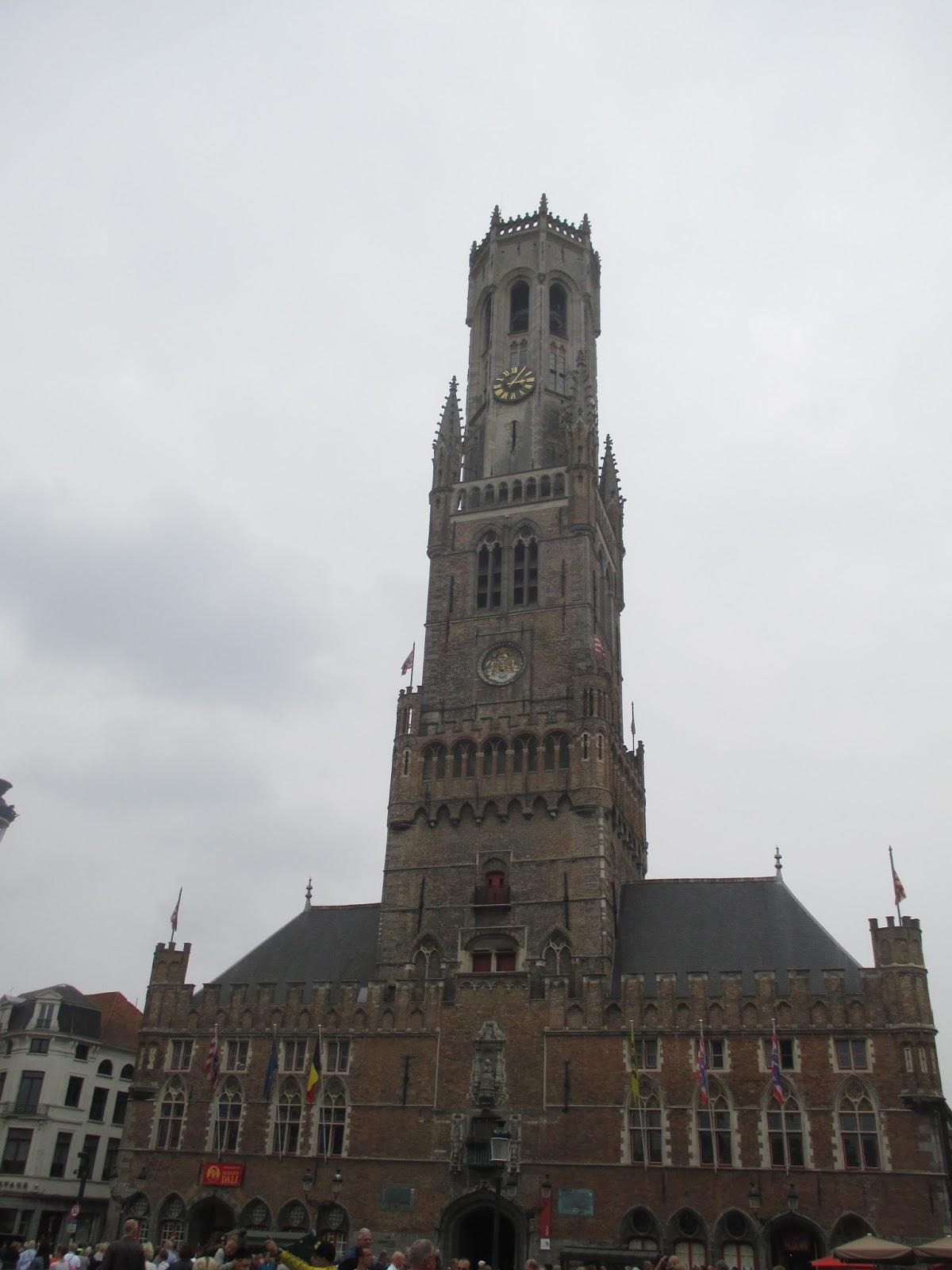 belfort van Brugge