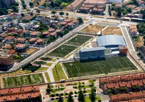Opiniones deportivas pacenses caso nuevo vivero for Viveros en badajoz