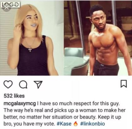 S*x Scene and Immorality: Presidency Opens up on Big Brother Naija