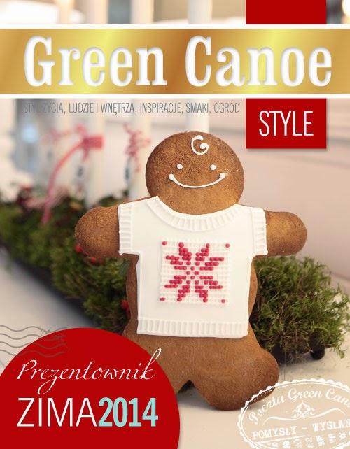 GREEN CANOE Prezentownik 2014