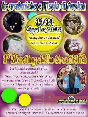 1°Meeting della Creatività  Asseggiano (Venezia)