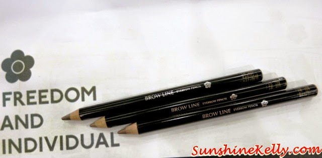 Mary Quant Brow Line, Mary Quant Beauty Workshop, Mary Quant Cosmetics, Mary Quant skincare, Mary Quant makeup