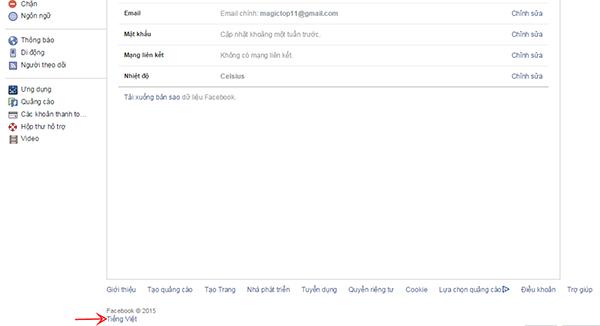 Đổi tên Facebook không giới hạn