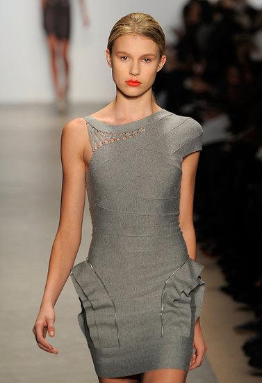 Kleider mode 2011 hervé léger
