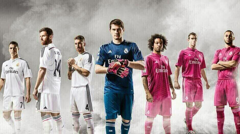 Tema Real Madrid Terbaru 2015