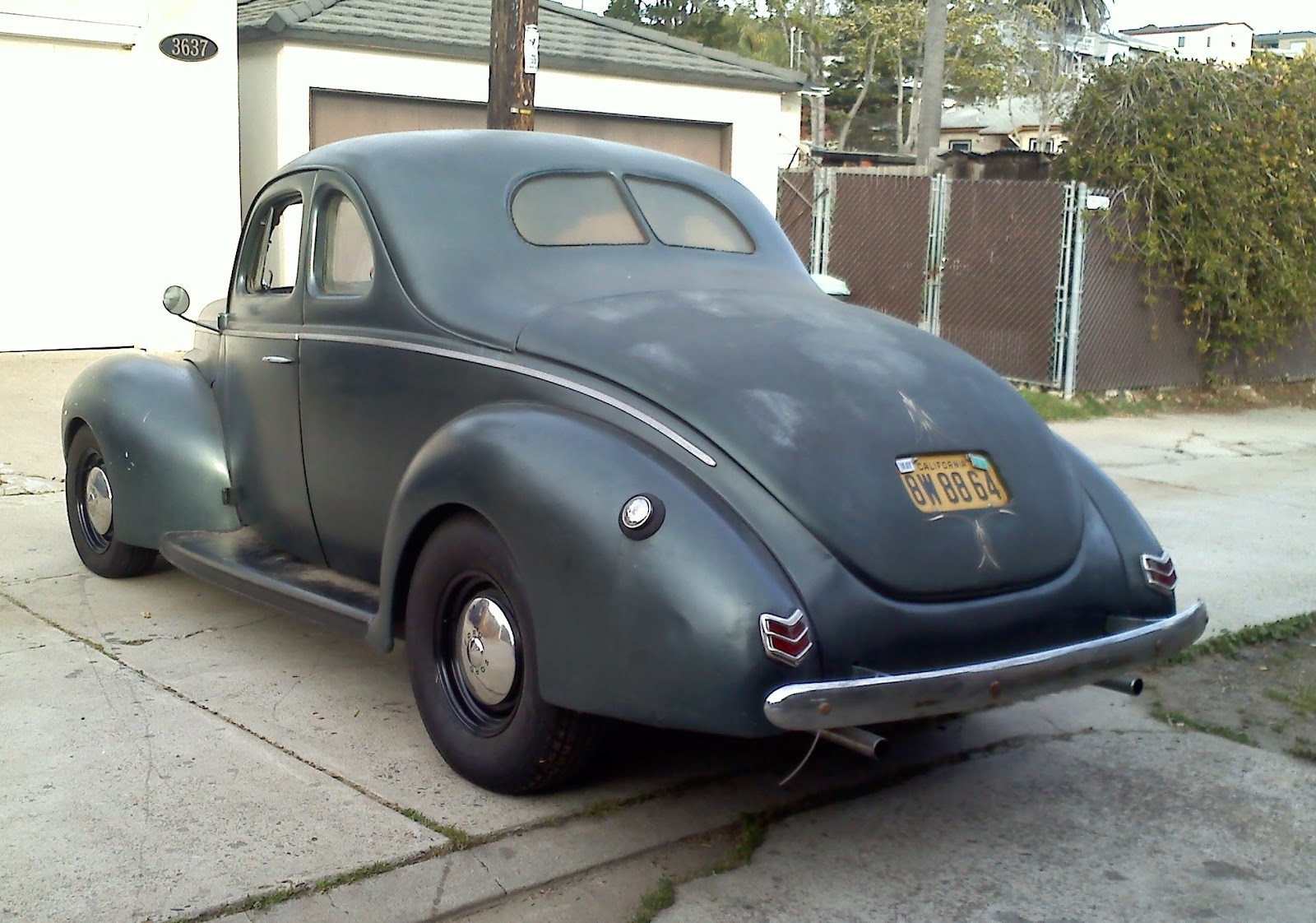1940 Ford Coupe Craigslist Autos Post