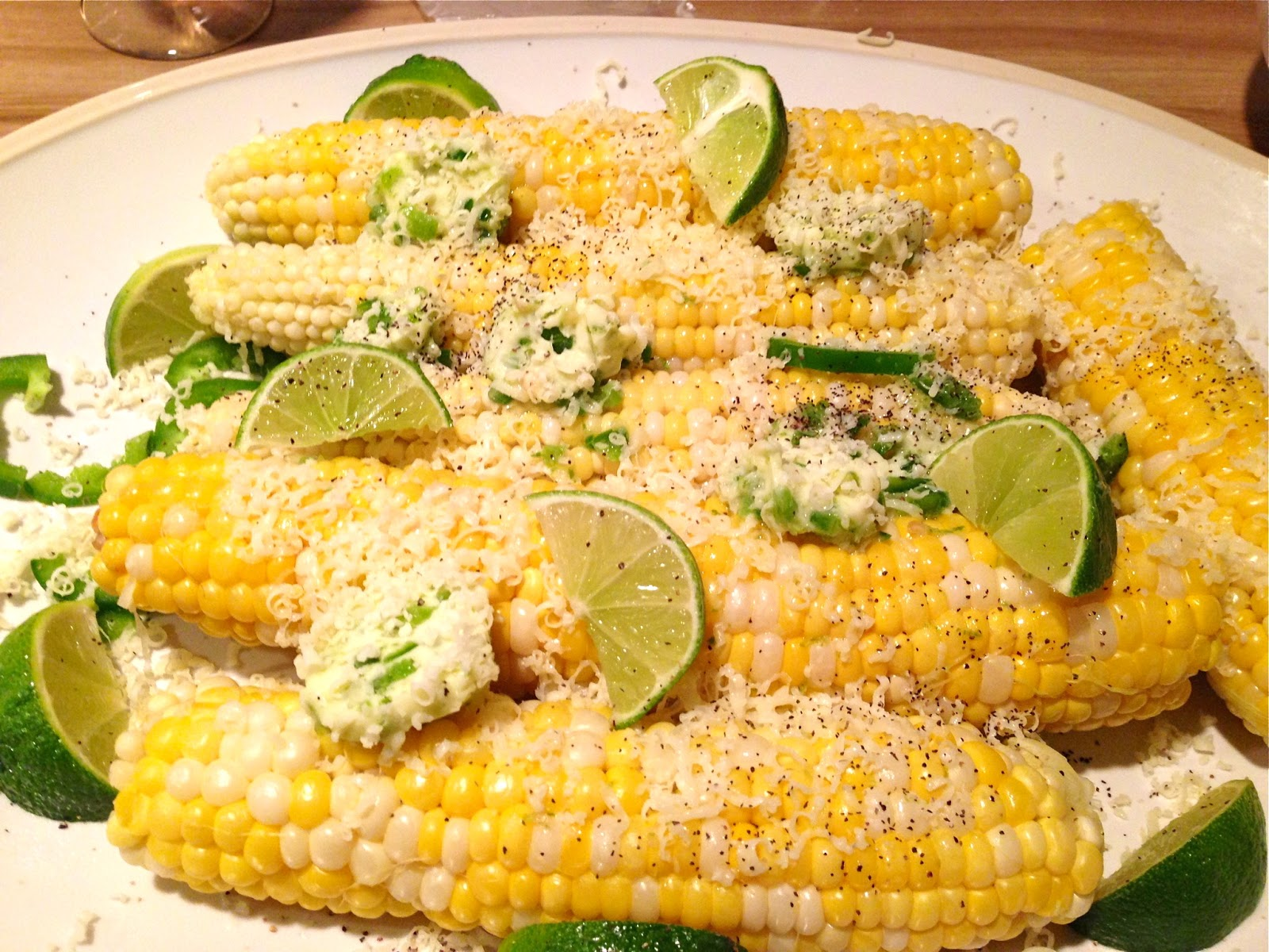grilled corn on the cob with grilled corn on the cob with grilled corn ...