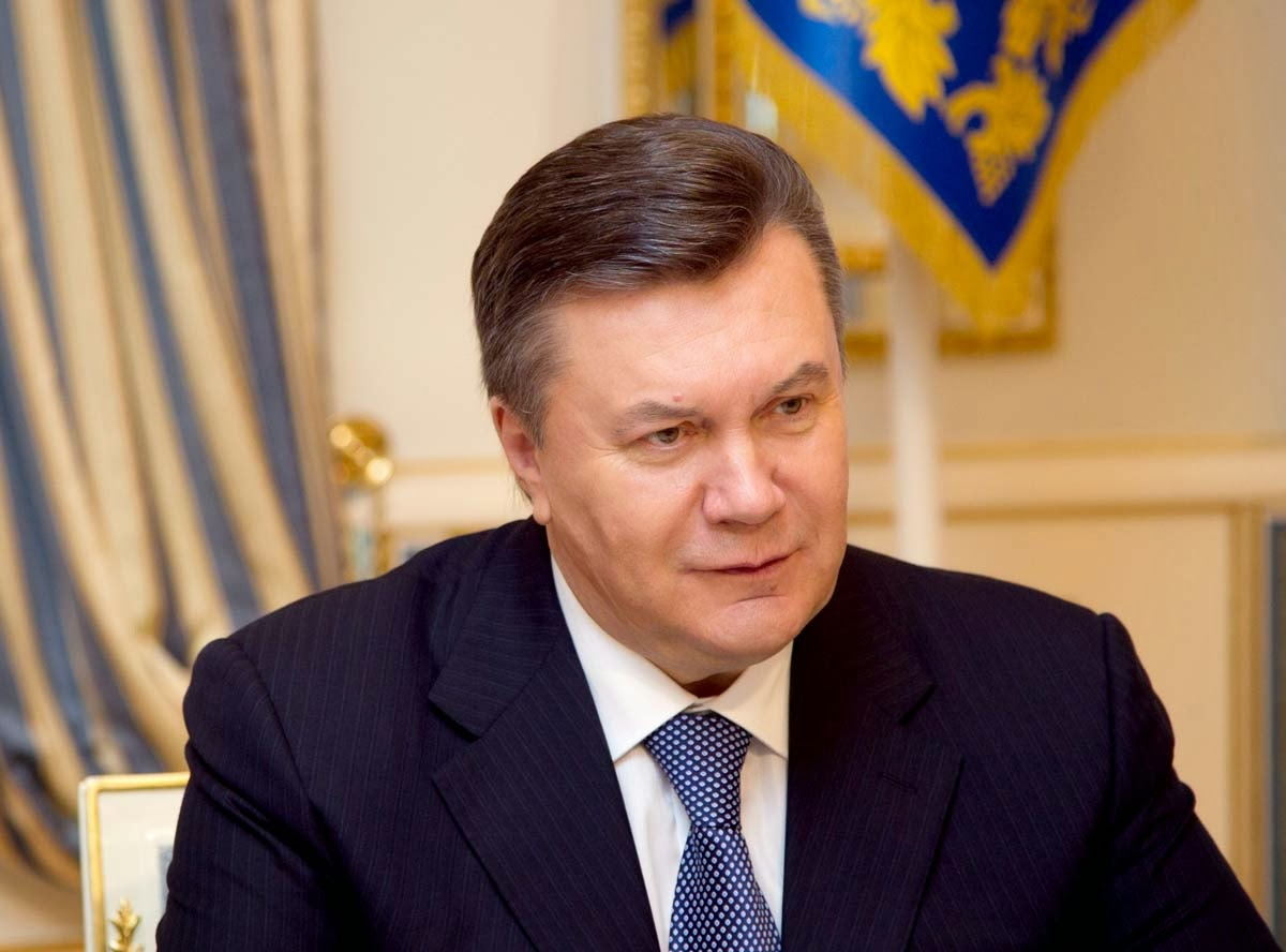 Yanukovich Is Right to Insist on A...