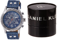 Buy Daniel Klein Analog Blue Dial Women's Watch  at Rs 1499 Via amazon:buytoearn