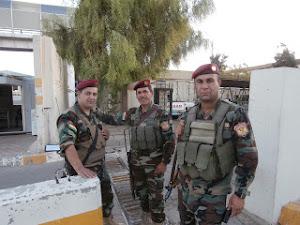 Sans lui les kurdes ne pourraient pas tenir !
