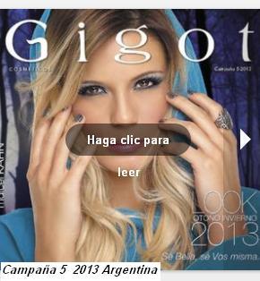 catalogo gigot argentina C-5 2013