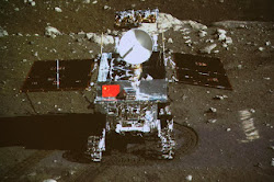 Second Anniversary Looms For China's Moon Rover Yutu, Despite Mechanical Control Abnormality