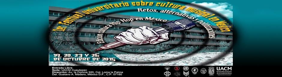 Festival Universitario de Cultura Musical en México