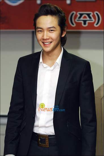 Medium Hair Styles✪Jang Geun Suk