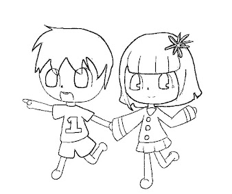#7 Villager Coloring Page