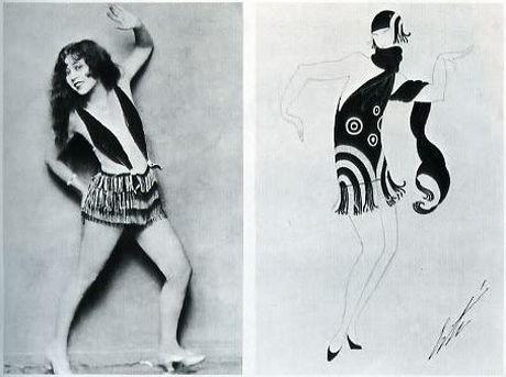 erte ann pennington 1929
