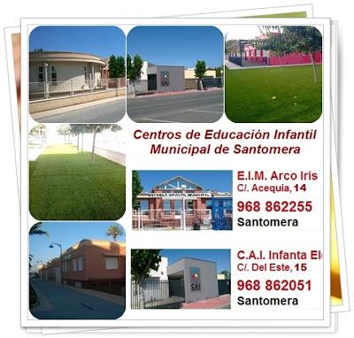 EDUCACIÓN INFANTIL MUNICIPAL DE SANTOMERA