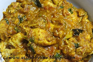chicken masala recipe