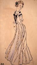 MENU 1909(par mon gr -père)