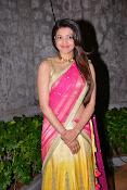 kajal agarwal photos in half saree-thumbnail-3