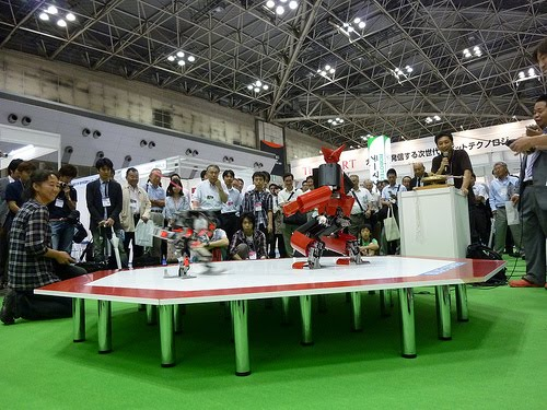 ROBOTECH - 次世代ロボット製造技術展 | 東京ビッグサイト