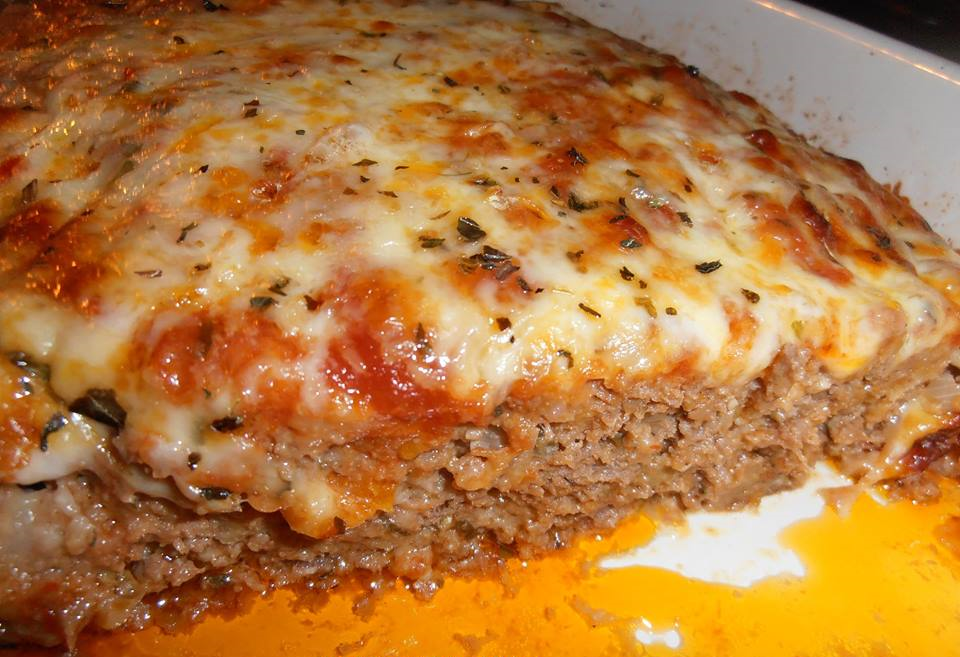 delicious recipes: recipe : Italian Meatloaf