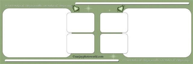 wedding album layout4